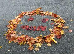 Pihan lehdet | lasten | askartelu | syksy | halloween | syksy | lehdet | värit | ruska | käsityöt | koti | kierrätys | DIY ideas | kid crafts | leaves | colours | recycling | Pikku Kakkonen