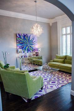 Purple Home Decor On Pinterest Purple Rooms Purple