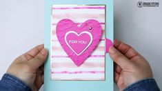 Valentine Love Cards, Valentines Day, Heart Cards, Pop Up Cards, Anniversary Cards, Diy Cards, Truffles, Easy Crafts, Stampin Up