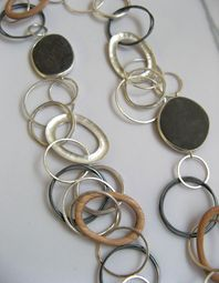 Jewellery by the contemporary jewellery designer GRACE GIRVAN