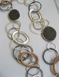 Jewellery by the contemporary jewellery designer GRACE GIRVAN