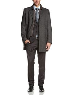 Benvenuto Herren Langmantel Regular Fit: http://www.king-of-shopping.com/guenstig/benvenuto-herren-langmantel-regular-fit-3/