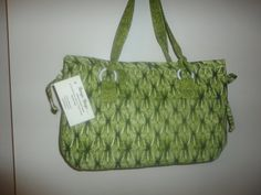 Lightweight handmade bag by ColleenBerge on Etsy, $40.00