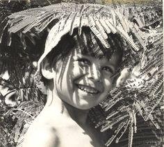 Israel Amiram Young Boy Old Maziere Photo 1965