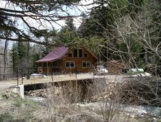 Cabin vacation rental in Idaho Springs from VRBO.com! #vacation #rental #travel #vrbo $115 close to Winter Park