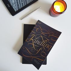The first volume of Kindling, an anthology for writers and readers, by Writer's Edit Press