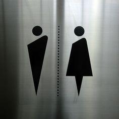 Men & Women Toilet Markings