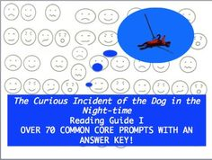 This editable reading guide covers the first 76 pages of Mark Haddon's novel, which ends at the start of chapter 113. It is four pages of about 70 questions with an answer key.This two-part guide contains 35 questions that are basic plot summary questions that follow the reading in chronological order.