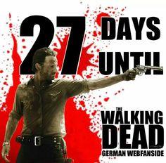 The Walking Dead German Webfanside  Countdown Season 5