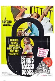 Behind Locked Doors - 1968 - Movie Poster 1969 Movie, A Darker Shade Of Magic, Pulp Fiction Art, Film Archive, Classic Horror Movies, Horror Movie Posters, Vintage Horror, Vintage Movies, Movie Theater