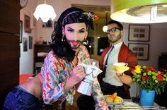 H #ConchitaWurst, η σταρ της Γιουροβίζιον, είναι παντρεμένη με Γάλλο καλλιτέχνη [ΕΙΚΟΝΕΣ&ΒΙΝΤΕΟ]