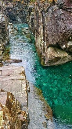 Fairy Pools , Isle of Skye