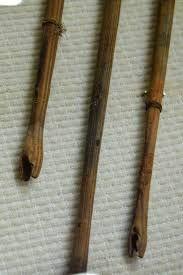 Risultati immagini per medieval arrow bulbous nock