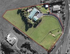 Pokeno property for sale! Ready for development close to the Auckland/Waikato boundary in New Zealand so perfect for commuting.  Professionals Pukekohe Agent Jamie Fear, ref PL6005 Great South Road.