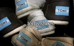 TOMS ♡