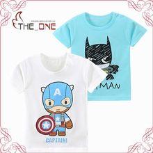 2016 1-6T Kids Batman Print Short Sleeve Cotton Summer T-shirts for Boys Girls Tops Tees Clothing Roupas Infantis MeninoT236♦️ SMS - F A S H I O N 💢👉🏿 http://www.sms.hr/products/2016-1-6t-kids-batman-print-short-sleeve-cotton-summer-t-shirts-for-boys-girls-tops-tees-clothing-roupas-infantis-meninot236/ US $2.23