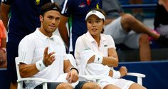 US Open: Ross Hutchins and Chan Yung-jan reach last four of the mixed doubles