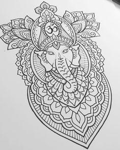 Something special for one of my favourites ❤️ #tattoo #tattooart #tattoodesign #design #drawing #sketch #art #handdrawn #penandink #iblackwork #instaart #mehndi #mandala #domholmestattoo #theblacklotusstudio