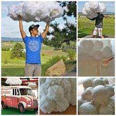 Fun DIY: How to Make Your Own Cloud