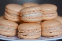 French macaron recipe and trouble shooting