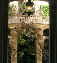 Ninfeo - Genova, Palazzo Lomellini in via Garibaldi    #TuscanyAgriturismoGiratola