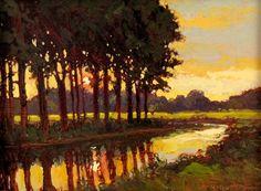 Jan Schmuckal | Original Oil on Canvas | Janus Galleries