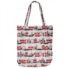London bus foldaway bag - paperchase
