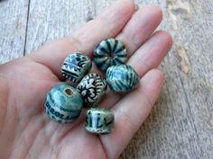 saraccino: Scarabs, bird skulls, beads and more