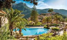 Live a Mediterranean dream at Belmond La Residencia, Deià. A truly indulgent retreat, it enjoys a reputation of excellence among Mallorca hotels. Grand Canal, Best Boutique Hotels, Best Hotels, Santorini, Destinations, Excursion, Europe, Balearic Islands, Country Estate