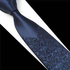 Men Bacteria Virus Fashion Casual Tie Necktie