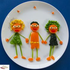 Creative snacks for kids