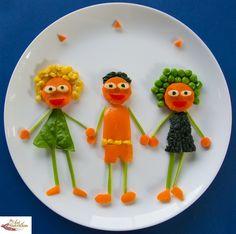 Creative snacks for kids
