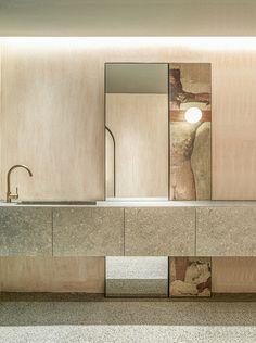 Interior Design Studio, Bathroom Interior Design, Interior Design Inspiration, Interior Decorating, Bad Inspiration, Bathroom Inspiration, Perforated Metal Panel, Chinese Interior, Target Home Decor