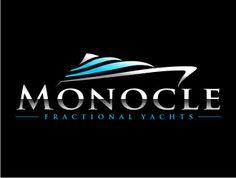 Yacht company logo.