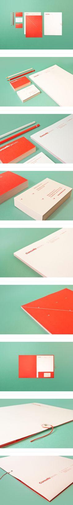 Concetto Decora by Manuel Navarro Orozco, via Behance Collateral Design, Stationery Design, Identity Design, Visual Identity, Brand Identity, Brand Packaging, Packaging Design, Typography Design, Logo Design