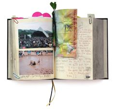 Capture your entire life story in this diary designed to last for 100 years. Price is around $40! #gifts #giftideas #diary http://www.walletburn.com/100-Year-Diary_874.html