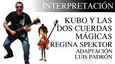 Kubo y las dos cuerdas mágicas Transcripción y arreglo para guitarra p...