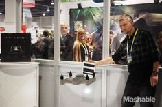 CES 2015: Welcome to the drone zoo Lily Camera Drone, South Hall, People Fly, Stunts, Welcome, Las Vegas, Drones, Track, Technology