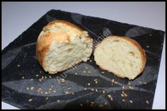 Petit pain express au petit suisse