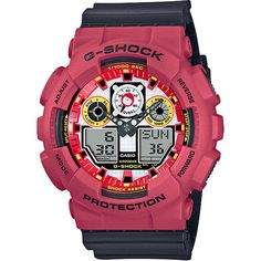 Casio G Shock Watches, Casio Watch, G Shock White, S Shock, Daruma Doll, Advanced Embroidery, Elapsed Time, Doll Painting, Watches