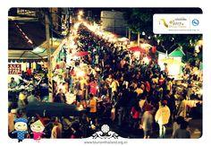 Khu Chợ Đêm Night Bazaar Chiang Mai  http://thailansensetravel.com/khu-cho-dem-night-bazaar-chiang-mai-n.html