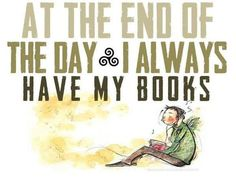 love my books.
