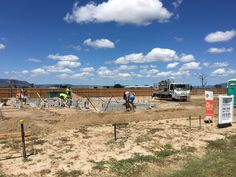 New Display Home at Harris Crossing started construction yesterday. Keep watching as this new design takes shape.
