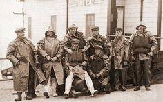 Fleetwood Lifeboat Crew 1933  by RB Photographic, via Flickr