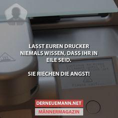 In Eile sein #derneuemann #humor #lustig #spaß #technik