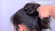 Wedding Hair Do - HairStyle at Home