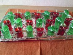 Jelly Shots recipe. German :D