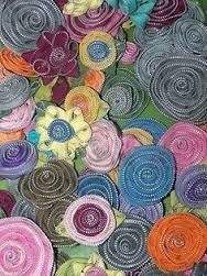 Image result for recycled zippers crafts