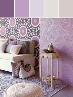 Color Crush | Fragrant Purple CL2464M #colorlife #generalpaint #stylyze