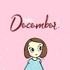 halo December